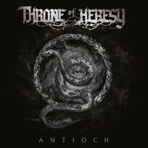 Throne of Heresy Antioch Cover
