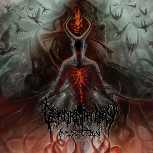 Deformatory - Malediction Cover