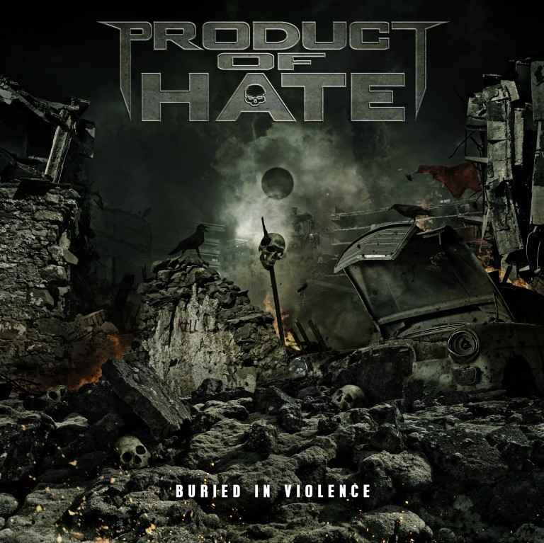 Product of Hate – Buried in Violence Review