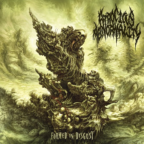 Atrocious Abnormality - Formed in Disgust 5x5 300dpi