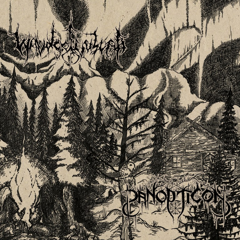 Panopticon & Waldgeflüster (Split) Review