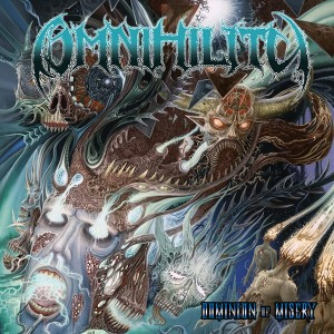 Omnihility - Dominion of Misery Cover