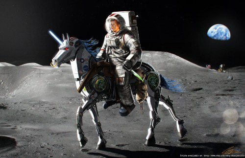 Unicorn astro