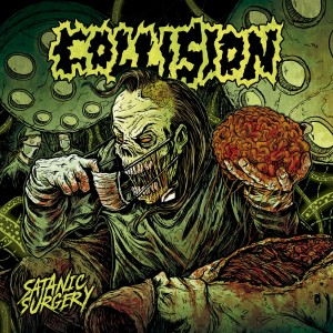Collision - Satanic Surgery