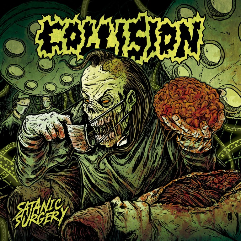 Collision – Satanic Surgery Review