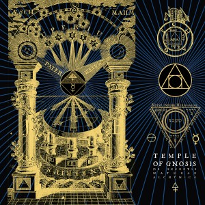 Temple of Gnosis Album cover 2016