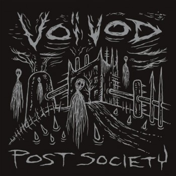 Voivod – Post Society EP Review