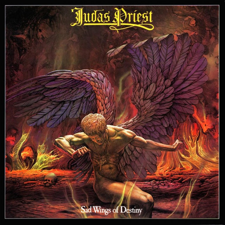 Yer Metal is Olde! Judas Priest – Sad Wings Of Destiny