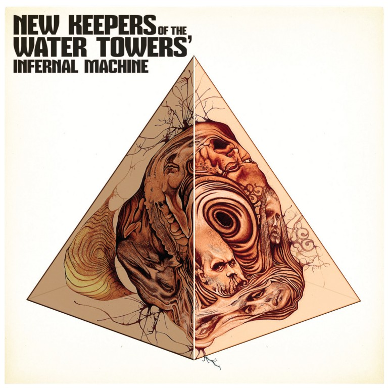 New Keepers of the Water Towers' – Infernal Machine Review