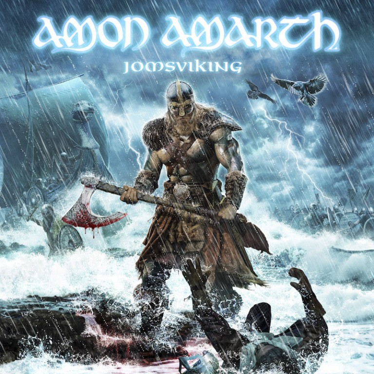 Amon Amarth – Jomsviking Review