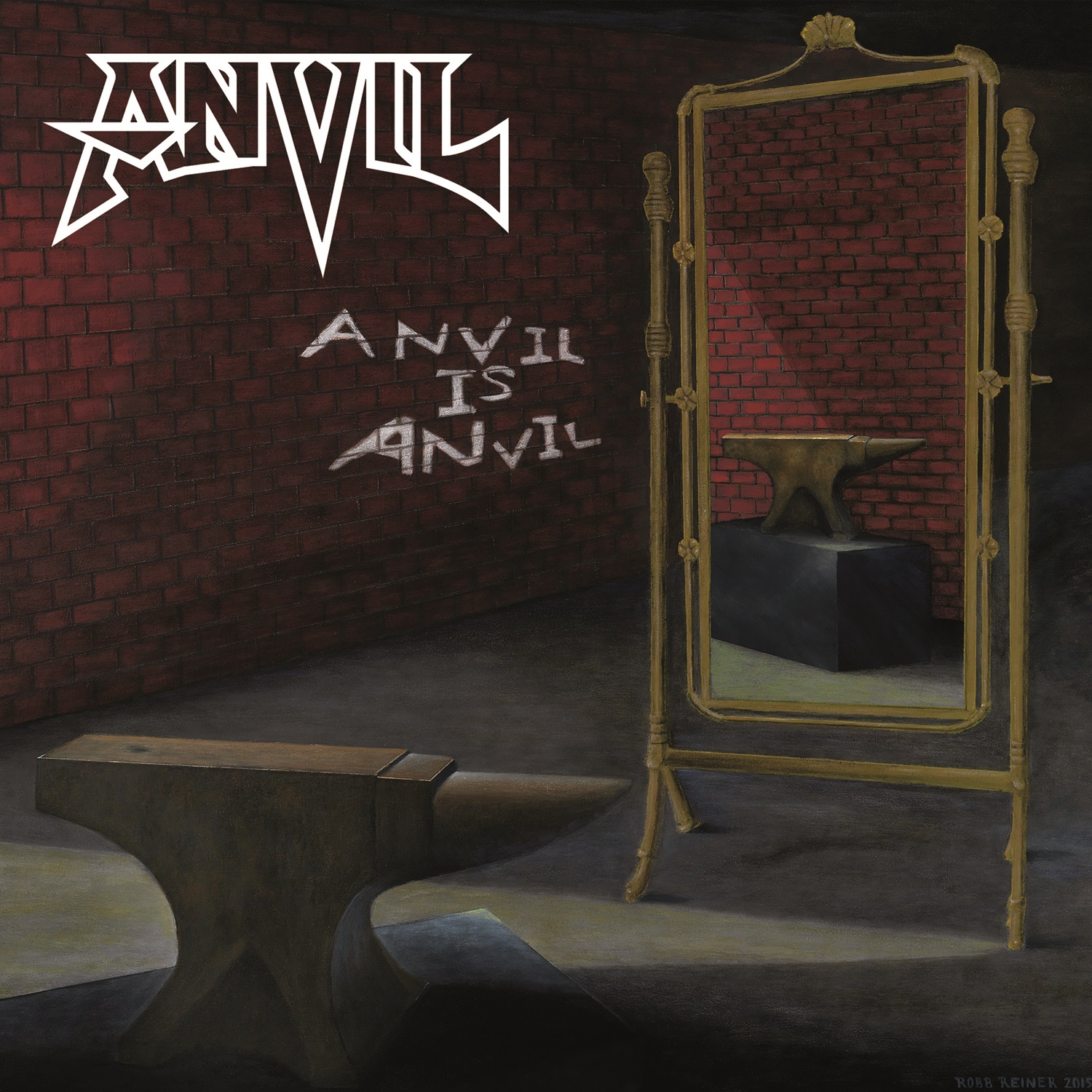Anvil Anvil Is Anvil Review Angry Metal Guy
