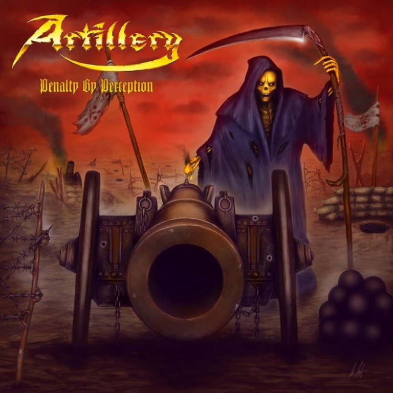 Artillery – Penalty by Perception Review