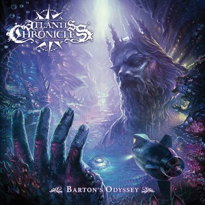 Atlantis Chronicles - Barton's Odyssey Cover