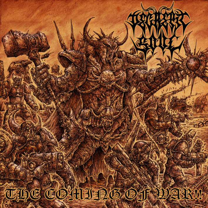 Decrepit Soul – The Coming of War!! Review