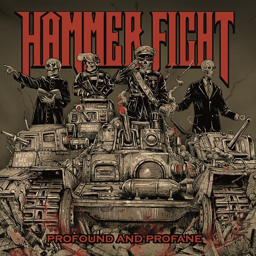Hammer Fight – Profound and Profane Review