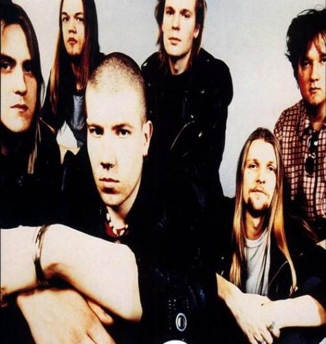 Amorphis Band 1996