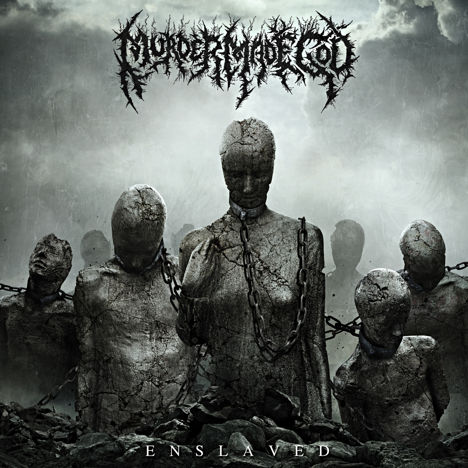 Murder Made God - Enslaved Cover