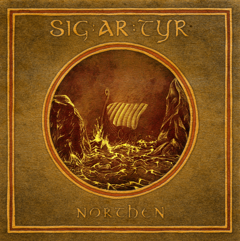 SIG:AR:TYR - Beyond The North Winds