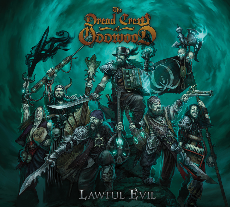 The Dread Crew of Oddwood – Lawful Evil Review