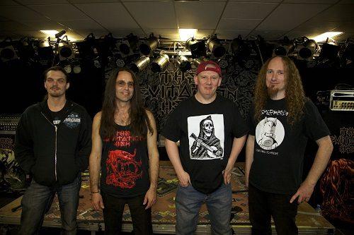 The Hex Levitation Band 2016