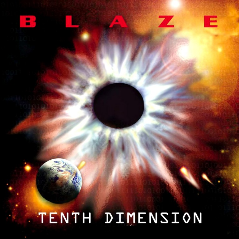 Retro-Review: Blaze – Tenth Dimension
