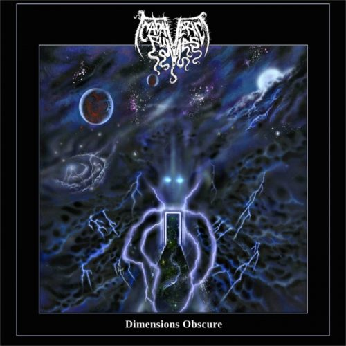 Cadaveric Fumes Dimensions Obscure 2016