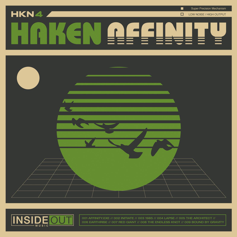 Haken - Affinity