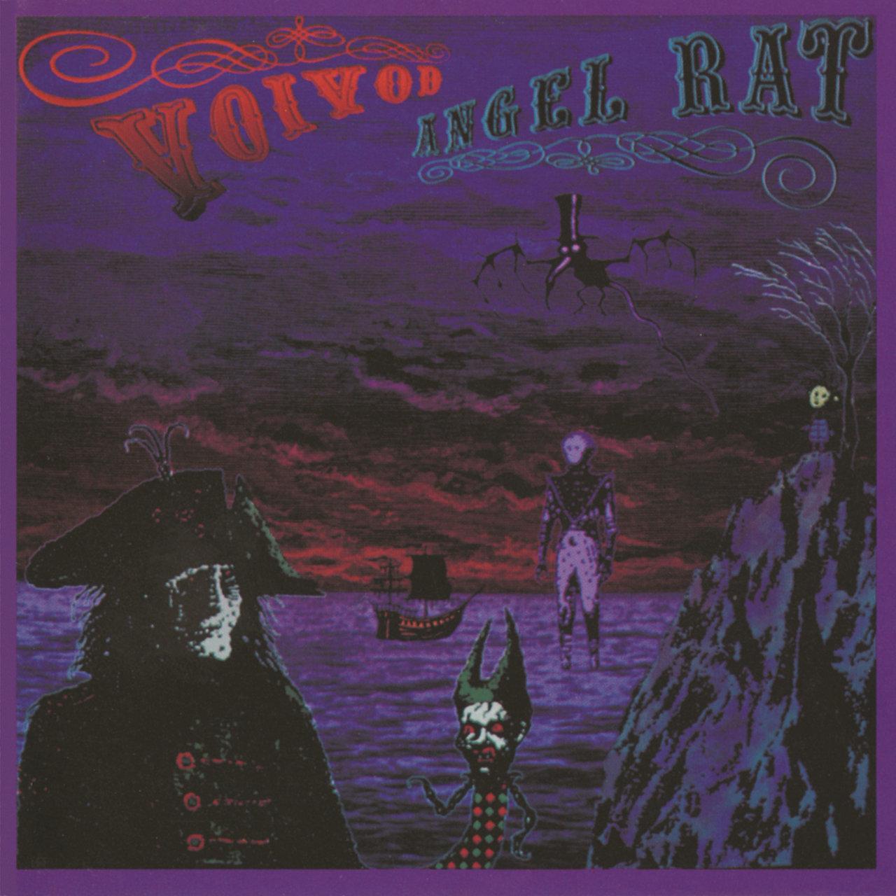 Yer Metal Is Olde! Voivod – Angel Rat | Angry Metal Guy