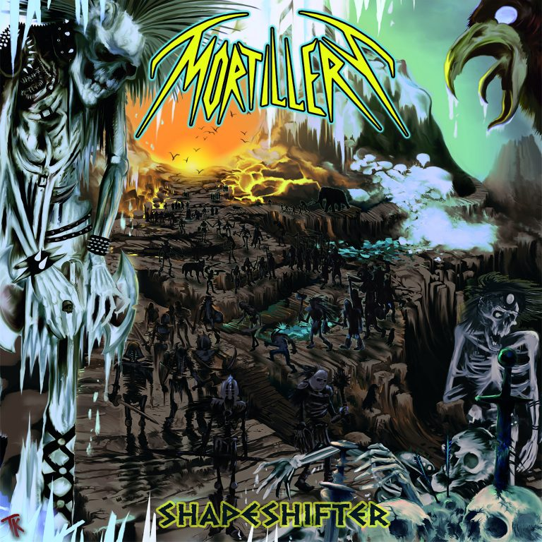 Mortillery – Shapeshifter Review