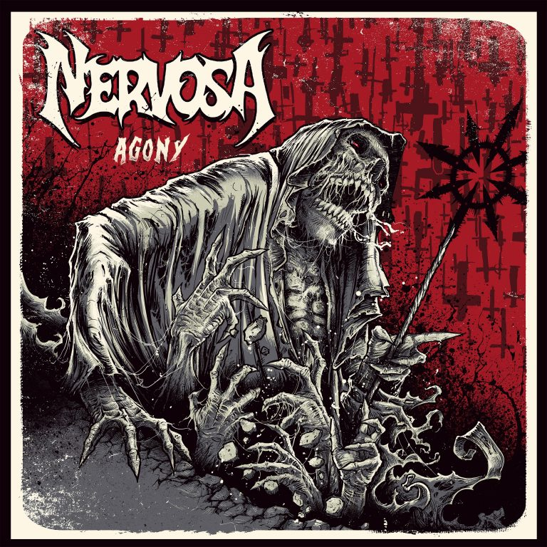 Nervosa – Agony Review
