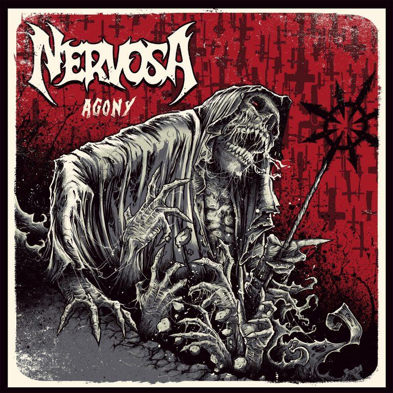 Nervosa – Agony Review
