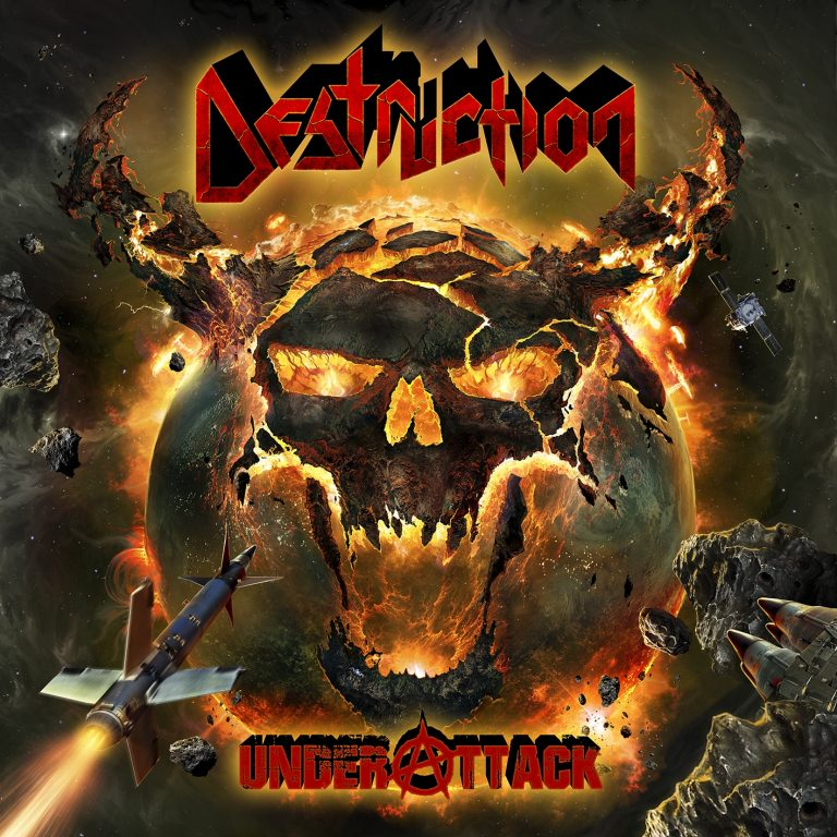 Destruction – Under Attack Review