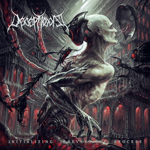 DECEPTIONIST Initializing Irreversible Process Cover