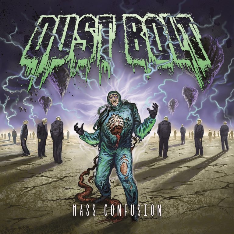 Dust Bolt – Mass Confusion Review