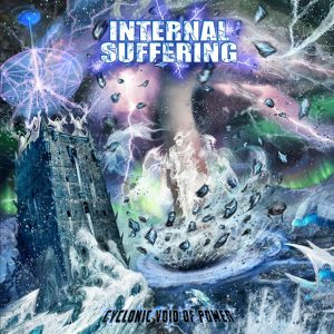 Internal Suffering - Cyclonic Void of Power Cover
