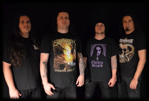 Internal Suffering Band 2016