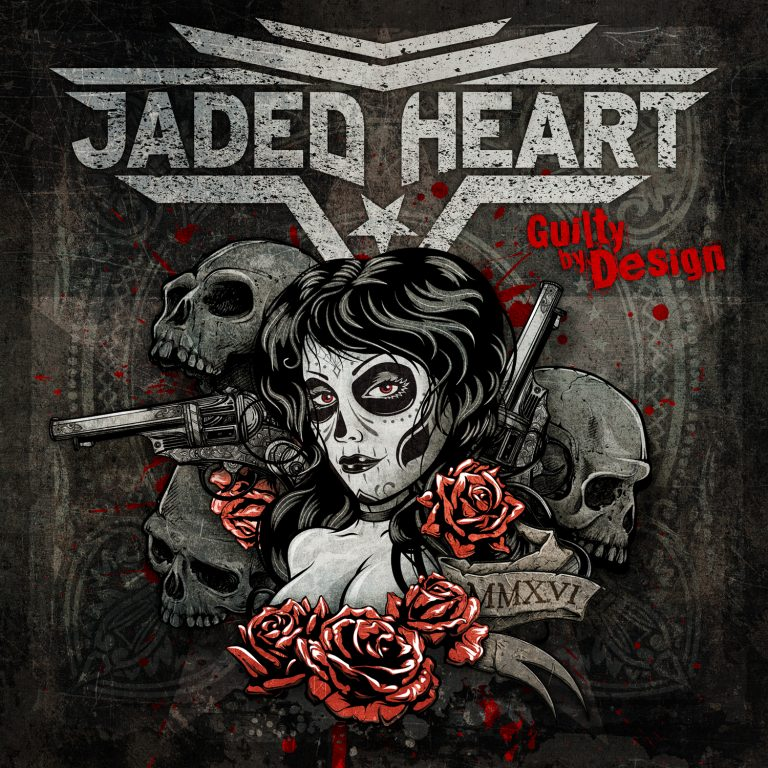 Jaded Heart – Guilty by Design Review