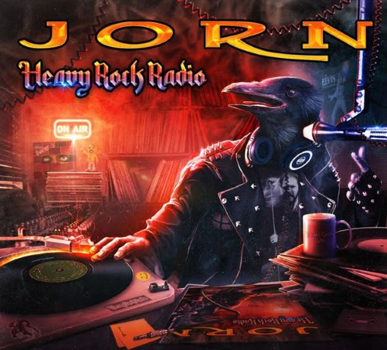 Jorn Heavy Rock Radio Review Angry Metal Guy