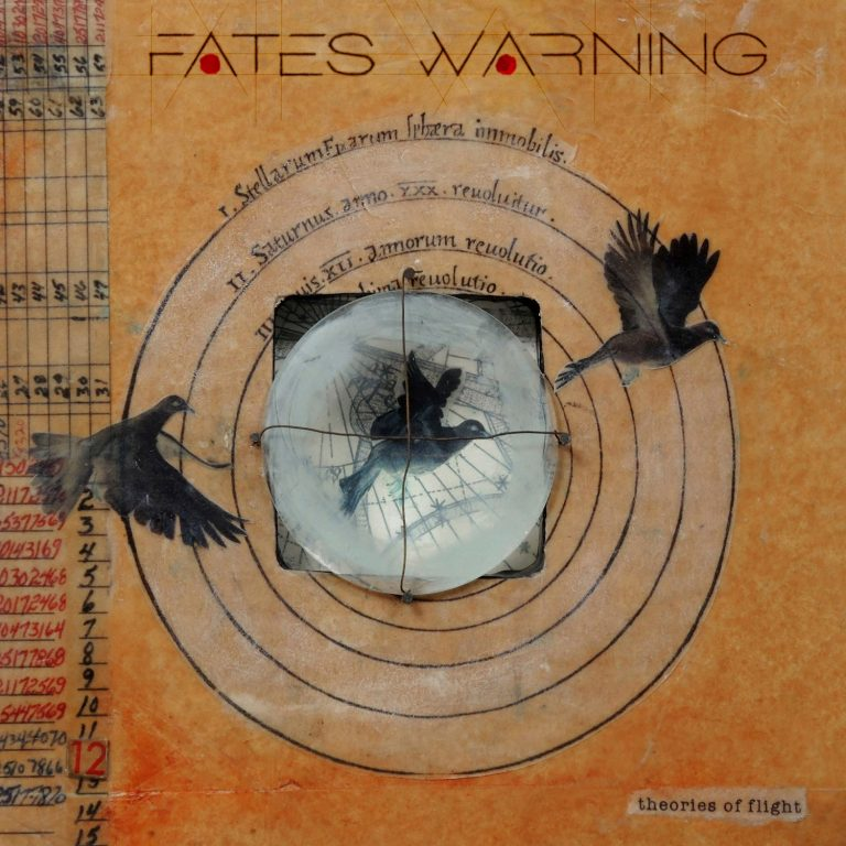Fates Warning – Theories Of Flight Review