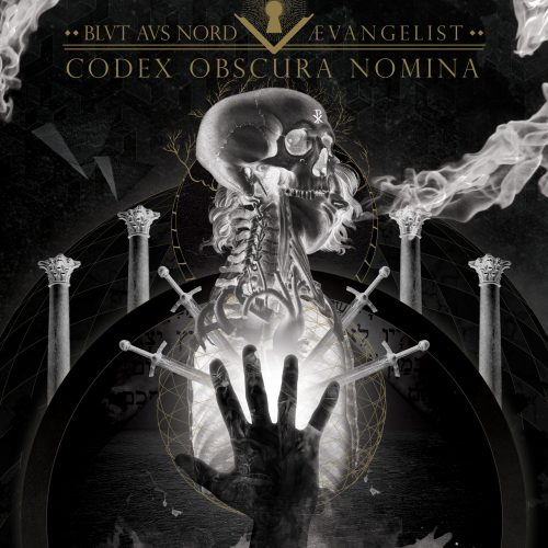 Blut Aus Nord Aevangelist Codex Obscura Nomina Cover 2016