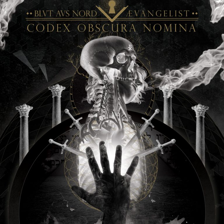 Blut Aus Nord/AEvangelist – Codex Obscura Nomina [split] Review