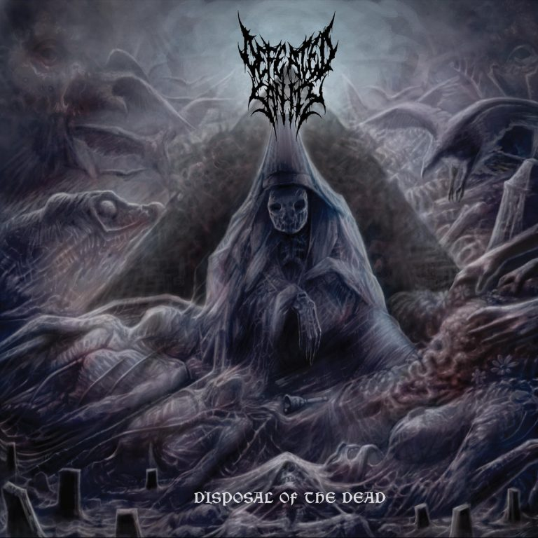 Defeated Sanity – Disposal of the Dead // Dharmata Review