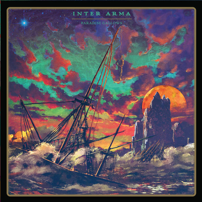 Inter Arma – Paradise Gallows Review