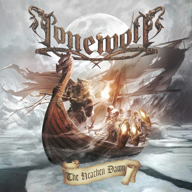 Lonewolf – The Heathen Dawn Review