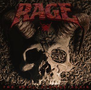 Rage - The Devil Strikes Again