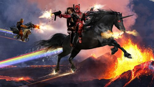 Unicorn Deadpool