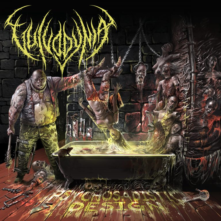 Vulvodynia – Psychosadistic Design Review