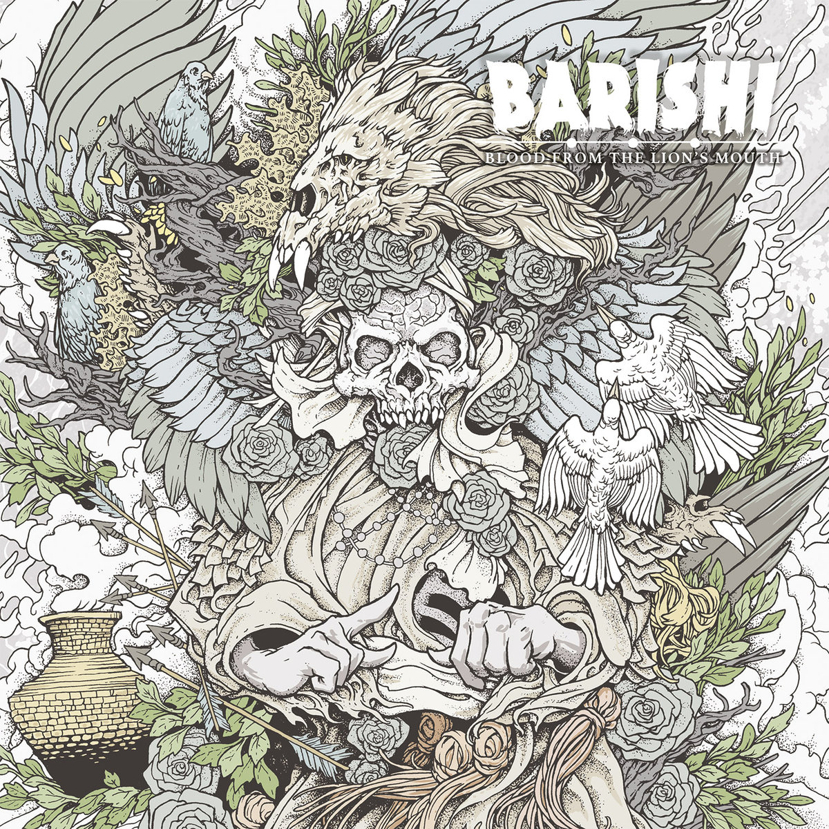 Barishi - Blood From the Lions Mouth 01