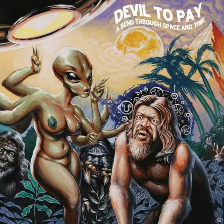 Devil To Pay – A Bend Through Space And Time Review