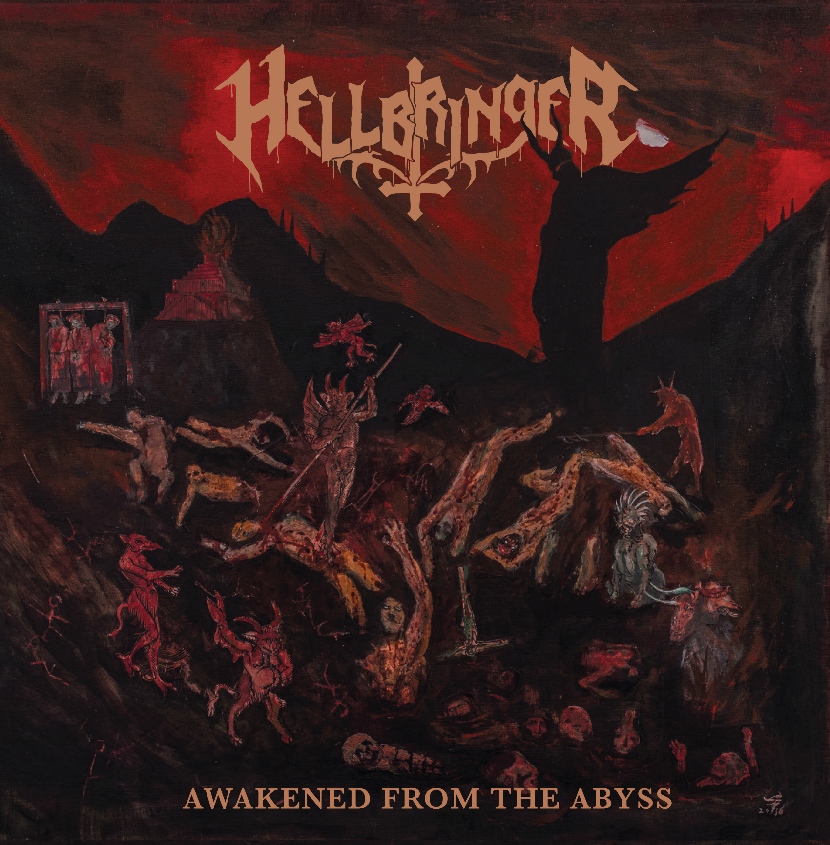 Abyss Bands: Hellbringer - Awakened From The Abyss Review